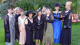 Downton Abbey Soiree Charity Event