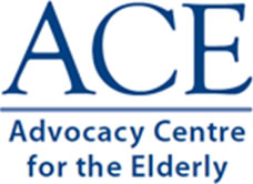 ACE – Advocacy Centre for the Elderly