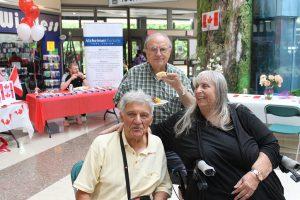 Canada 150th Birthday and Seniors' Month Celebration