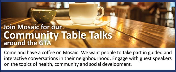 Community Table Talks