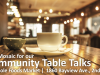 Community Table Talks Thumbnail