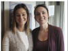 Dr. Christina Mallinos (Chiropractor) and Heather Neely-Billings (Holistic Nutritionist)